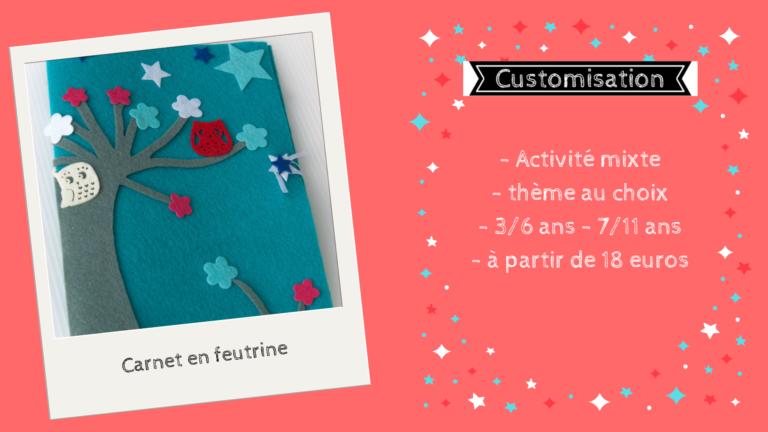 catalogue anniv. carnet feutrine - 18.01.19